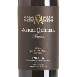 Manuel Quintano Reserva